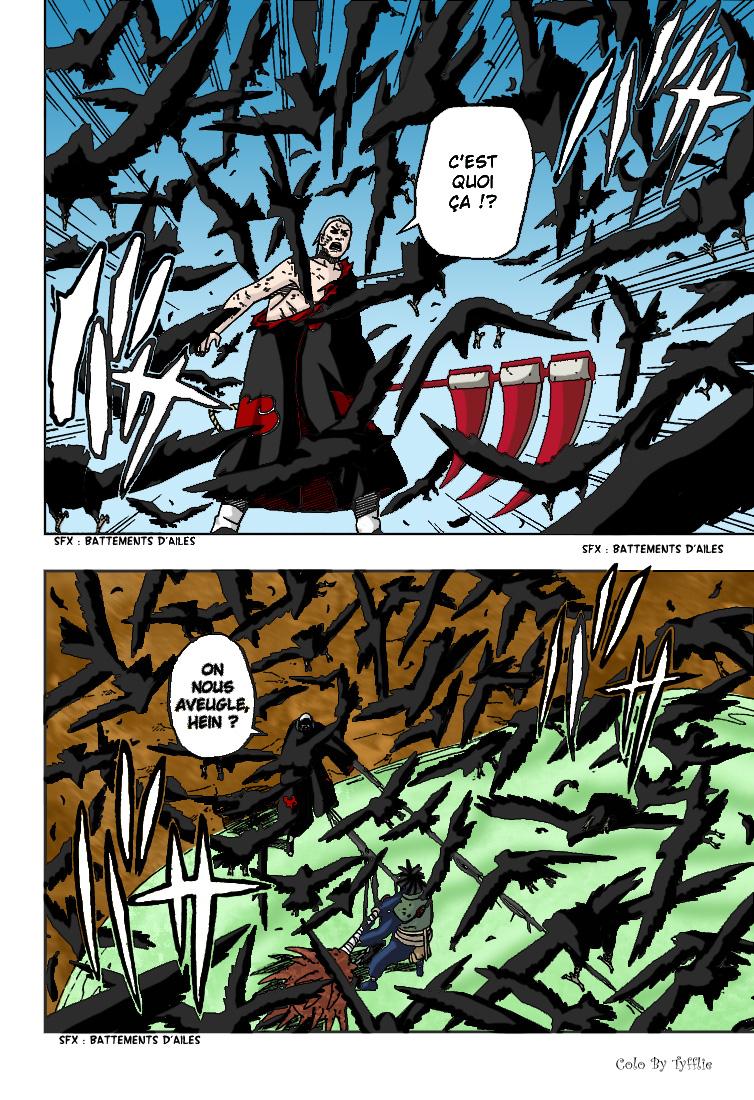Naruto chapitre 327 colorisé - Page 8