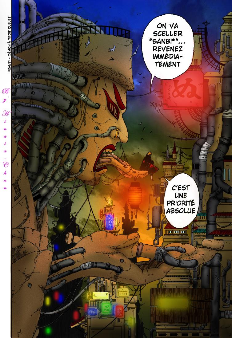Naruto chapitre 327 colorisé - Page 16