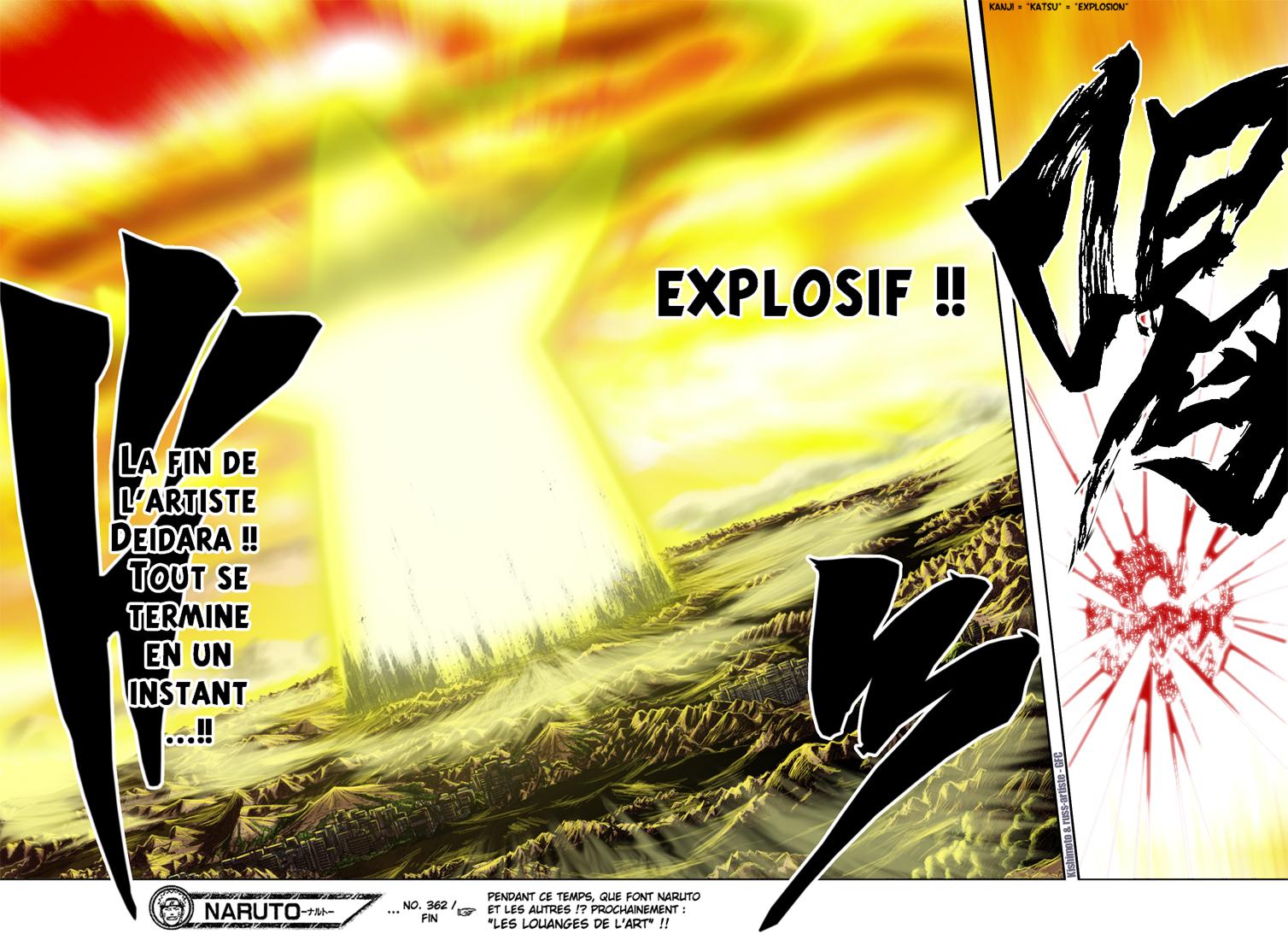 Naruto chapitre 362 colorisé - Page 16