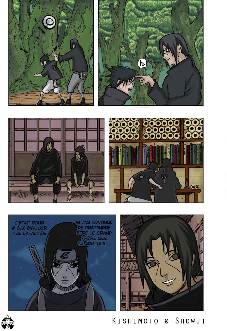 Naruto chapitre 385 colorisé - Page 8