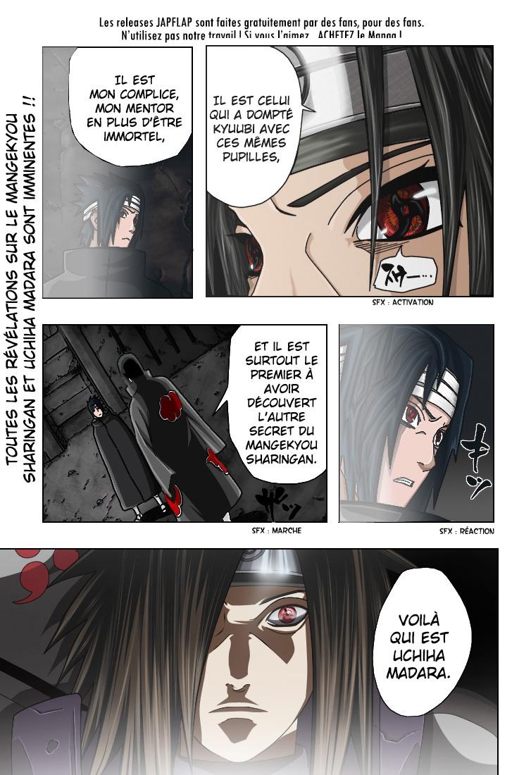 Naruto chapitre 385 colorisé - Page 16