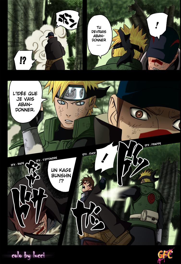 Naruto chapitre 416 colorisé - Page 4