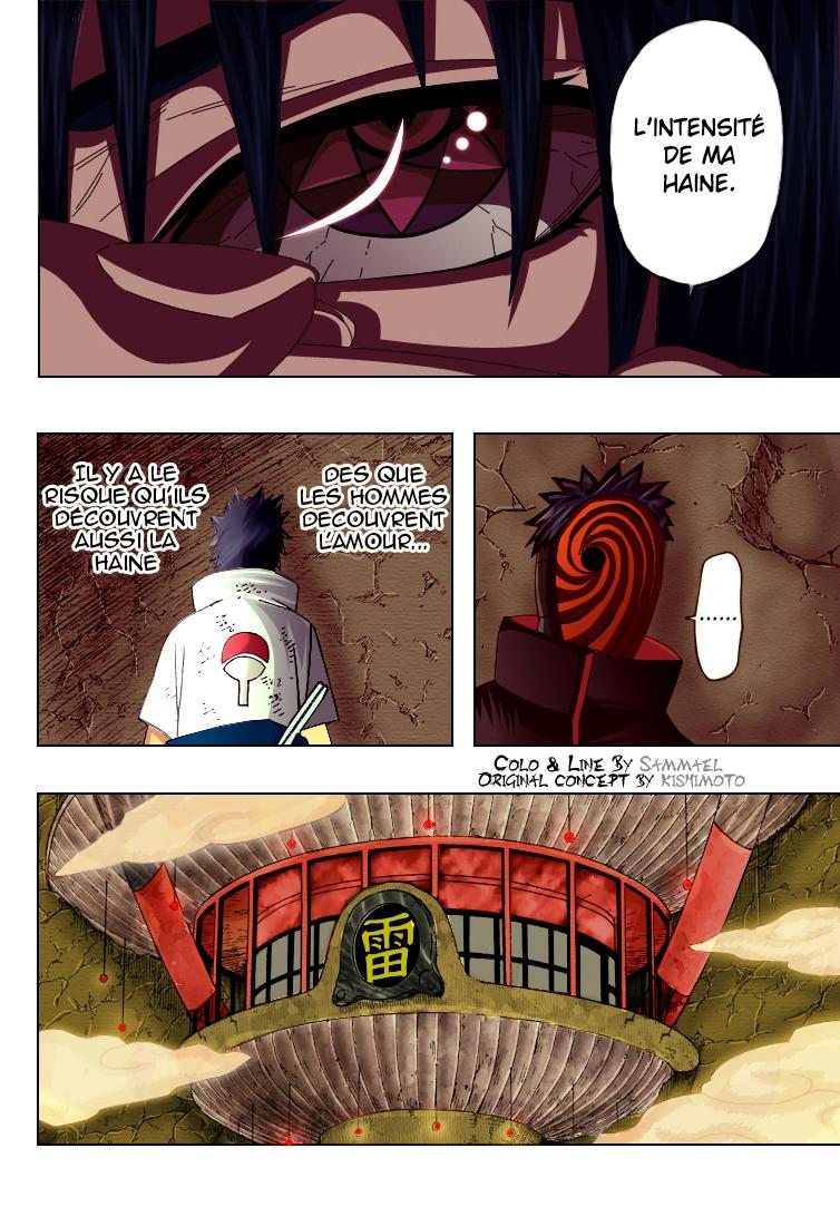 Naruto chapitre 416 colorisé - Page 16