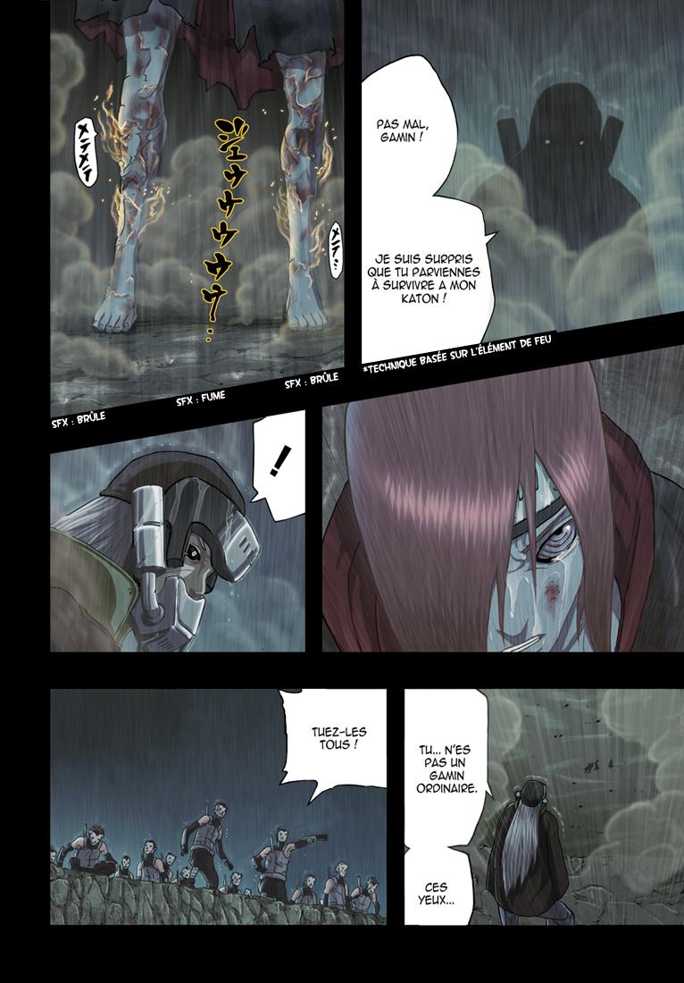 Naruto chapitre 447 colorisé - Page 6