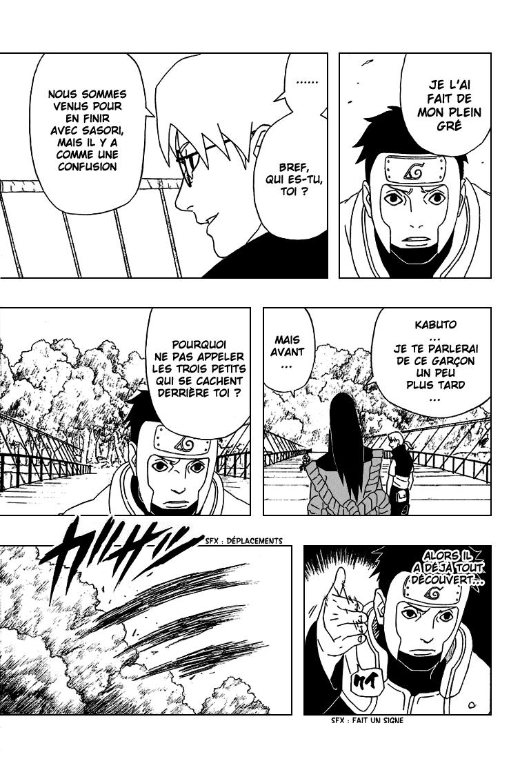 Naruto chapitre 290 - Page 15