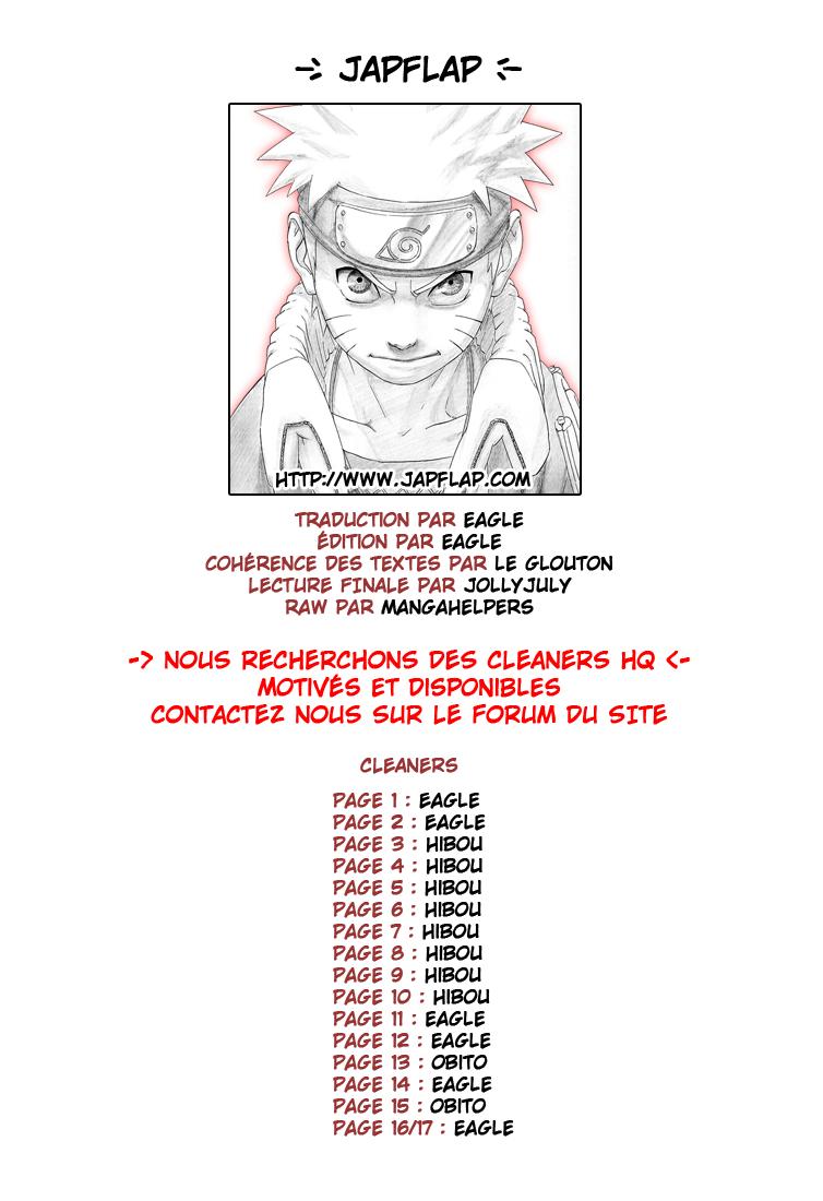 Naruto chapitre 290 - Page 17