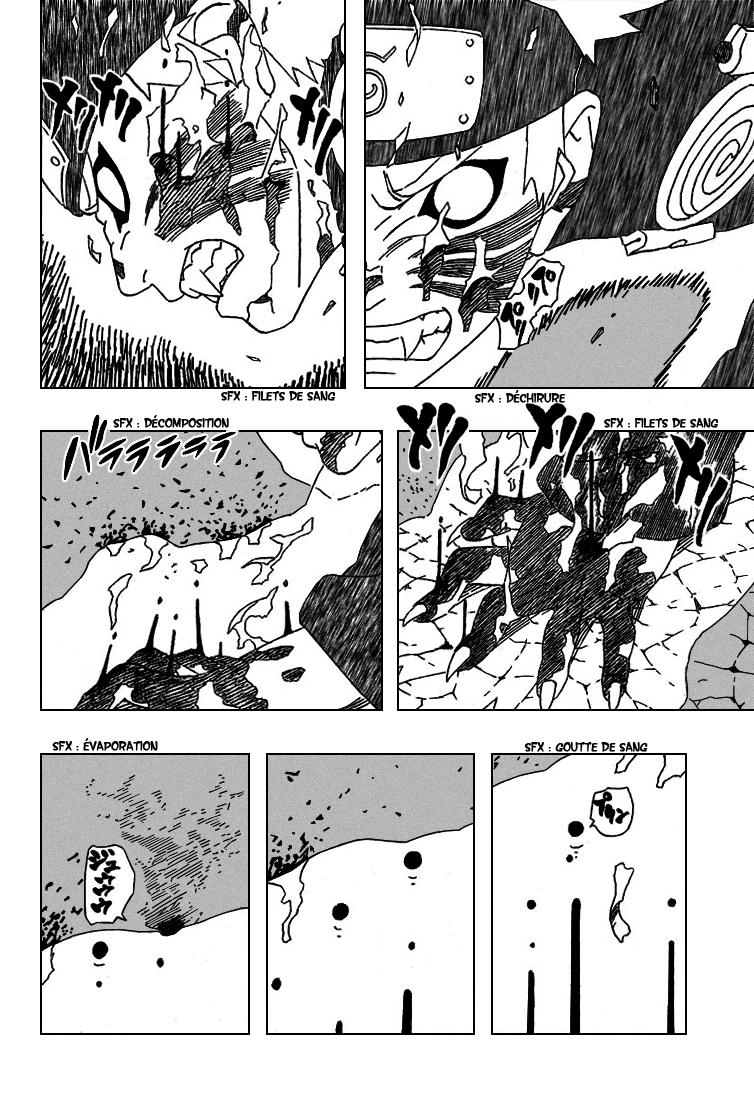 Naruto chapitre 293 - Page 6