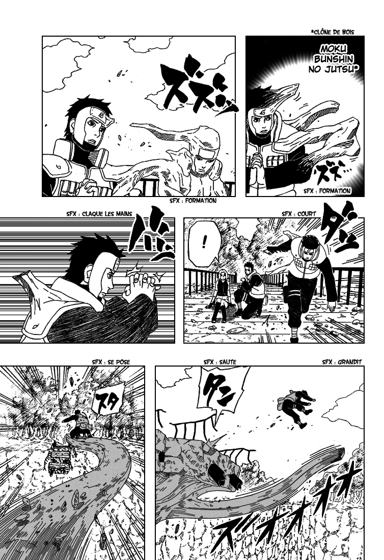 Naruto chapitre 293 - Page 9