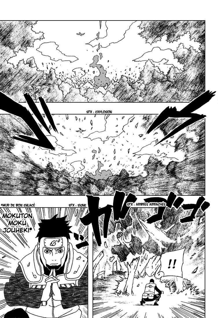 Naruto chapitre 293 - Page 13