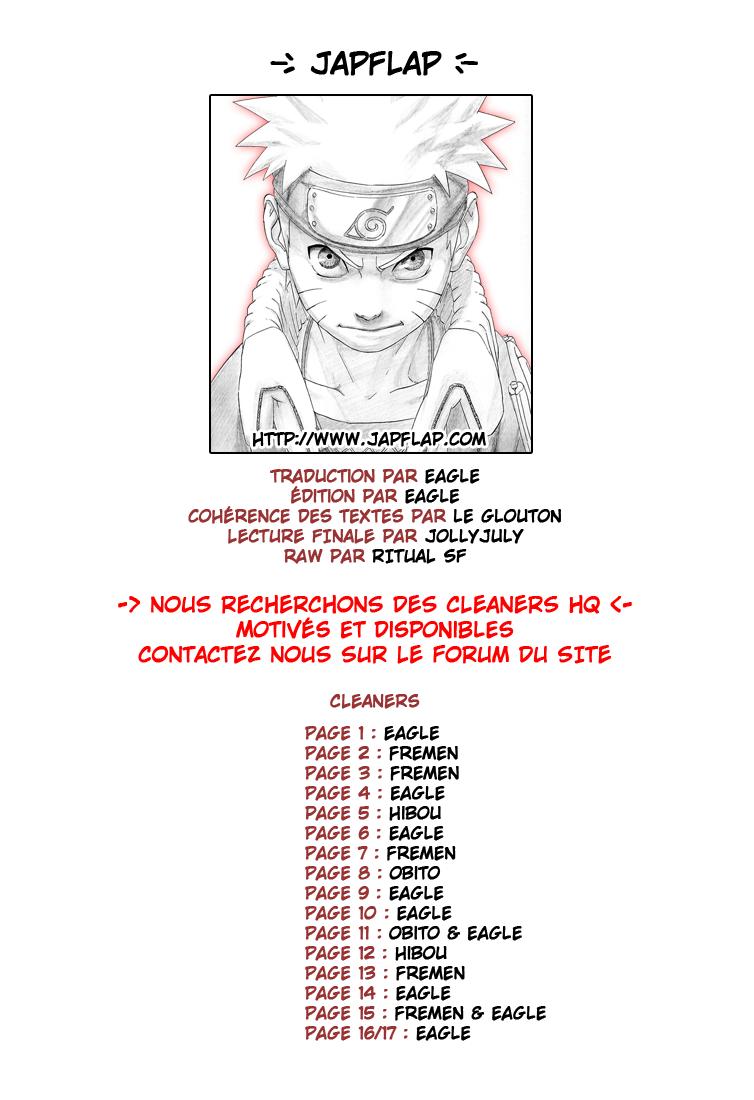 Naruto chapitre 293 - Page 17