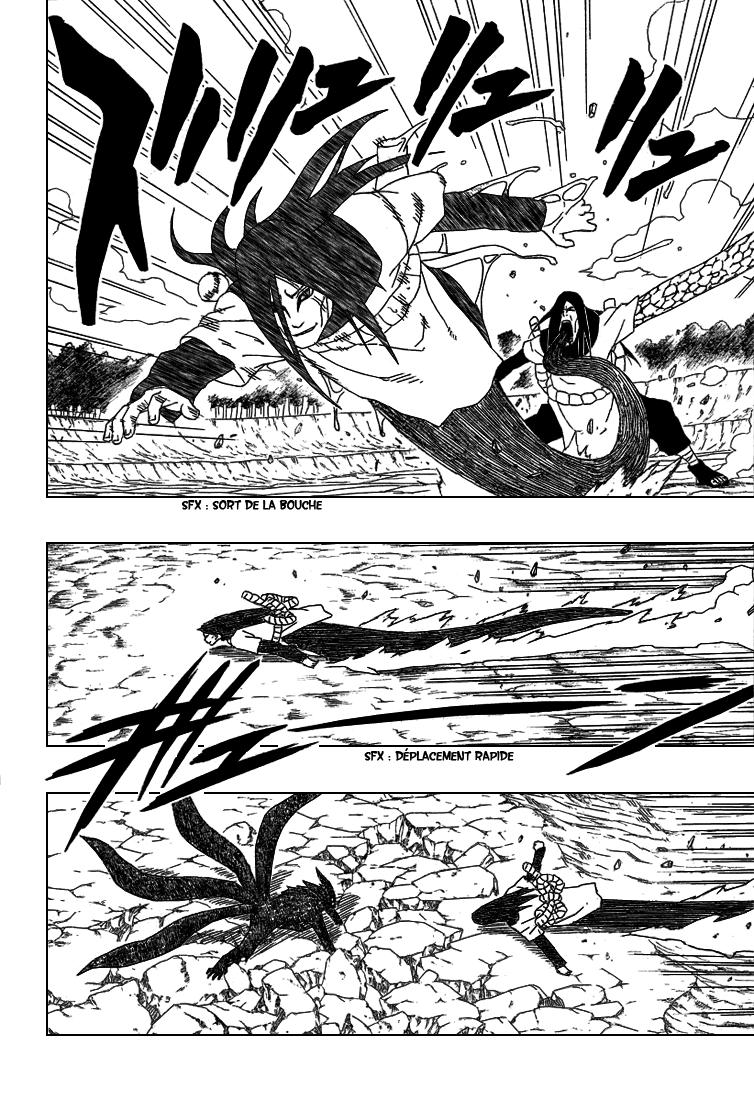 Naruto chapitre 294 - Page 8