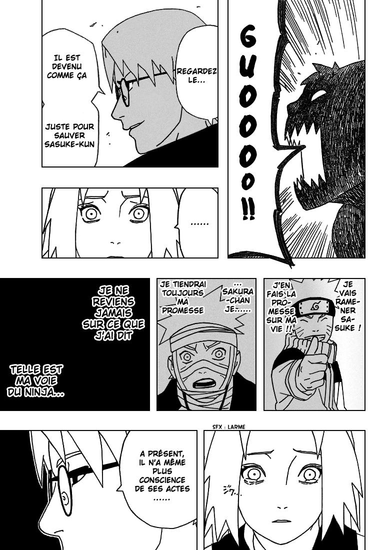 Naruto chapitre 296 - Page 5