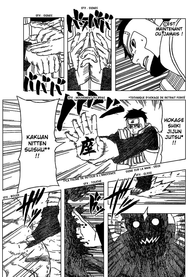 Naruto chapitre 296 - Page 15