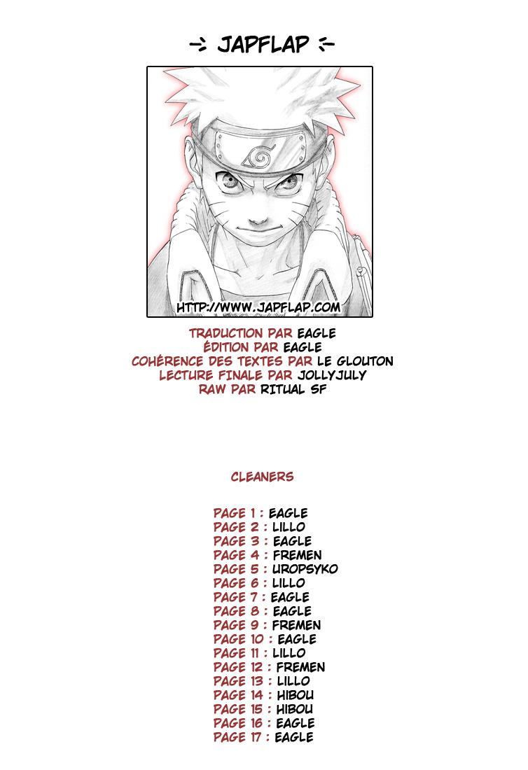 Naruto chapitre 296 - Page 18