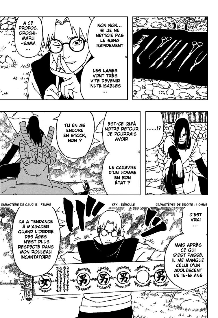Naruto chapitre 300 - Page 3