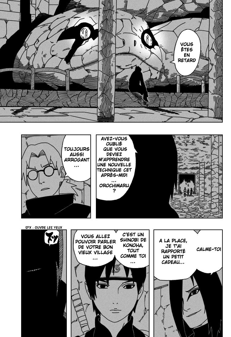 Naruto chapitre 300 - Page 14