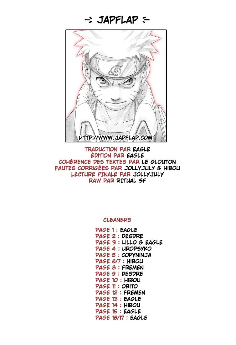Naruto chapitre 300 - Page 16