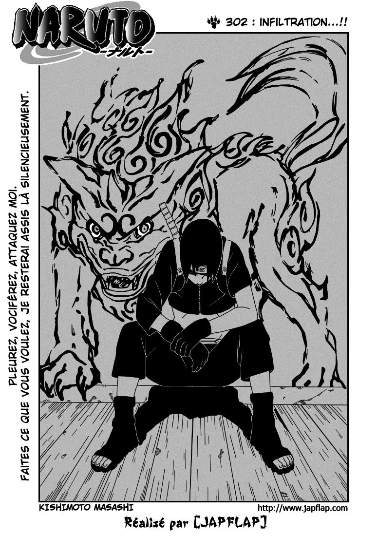 Naruto chapitre 302 - Page 1