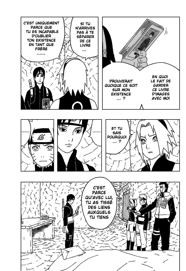 Naruto chapitre 303 - Page 7