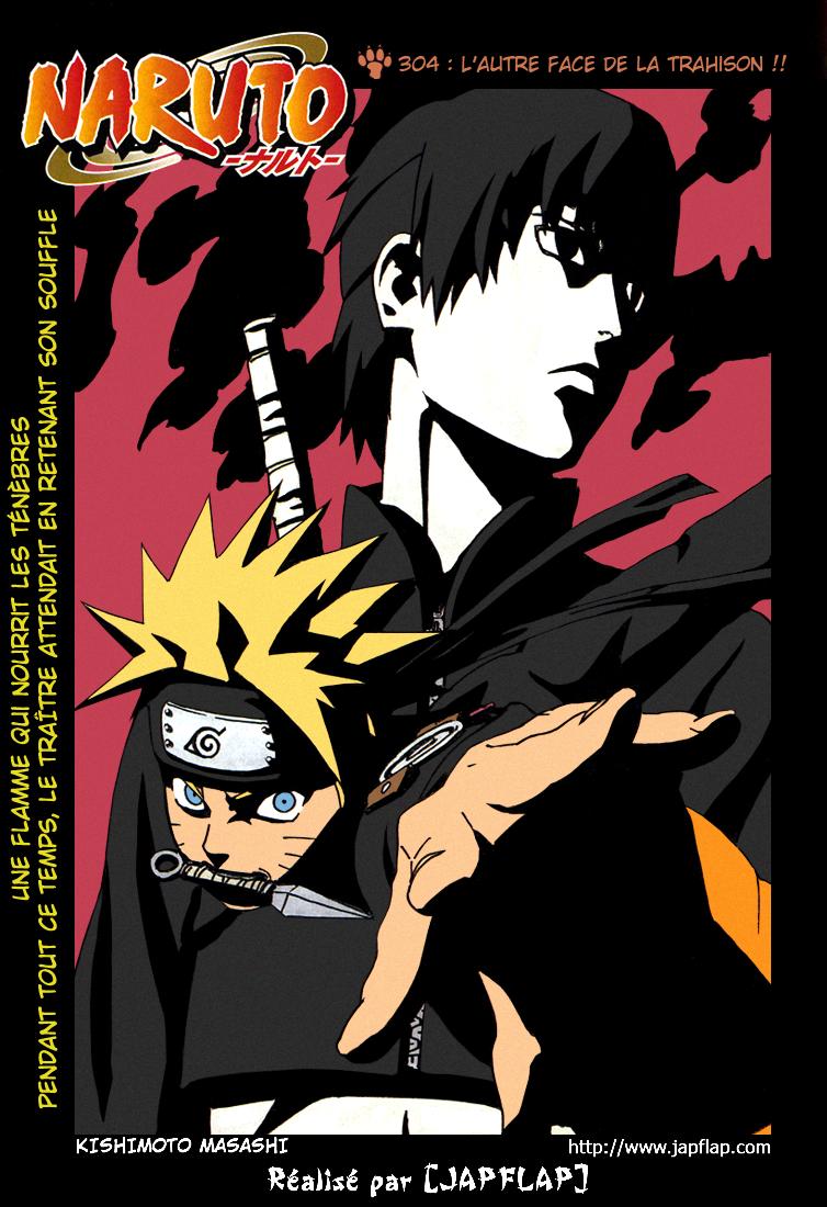 Naruto chapitre 304 - Page 1