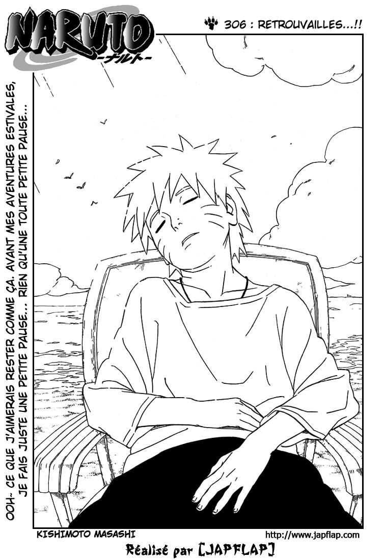 Naruto chapitre 306 - Page 1