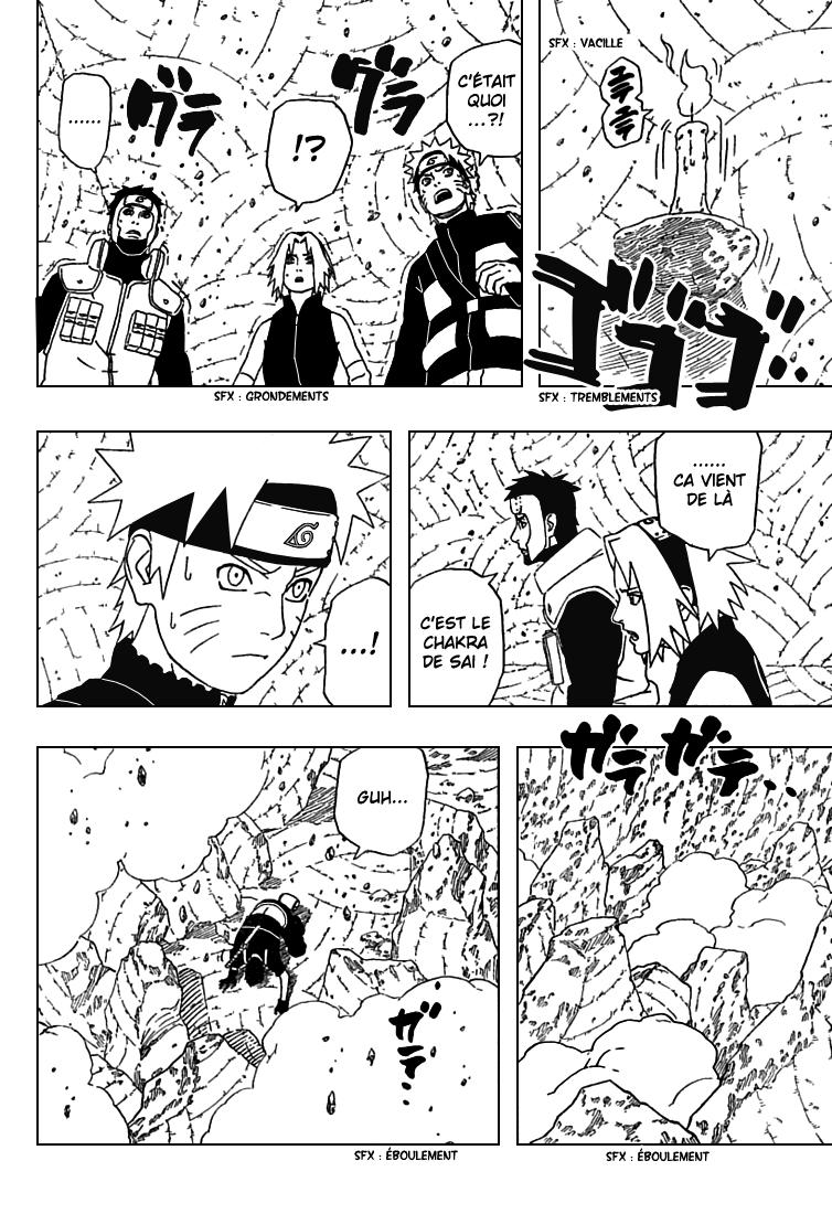 Naruto chapitre 306 - Page 4