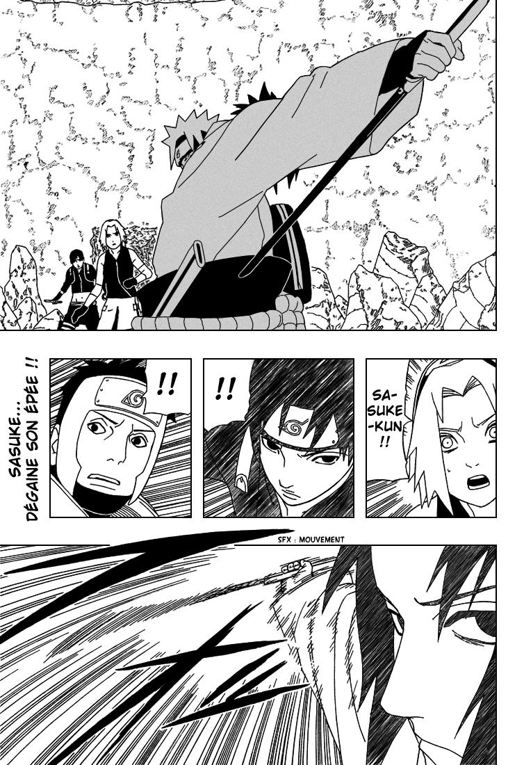 Naruto chapitre 308 - Page 1