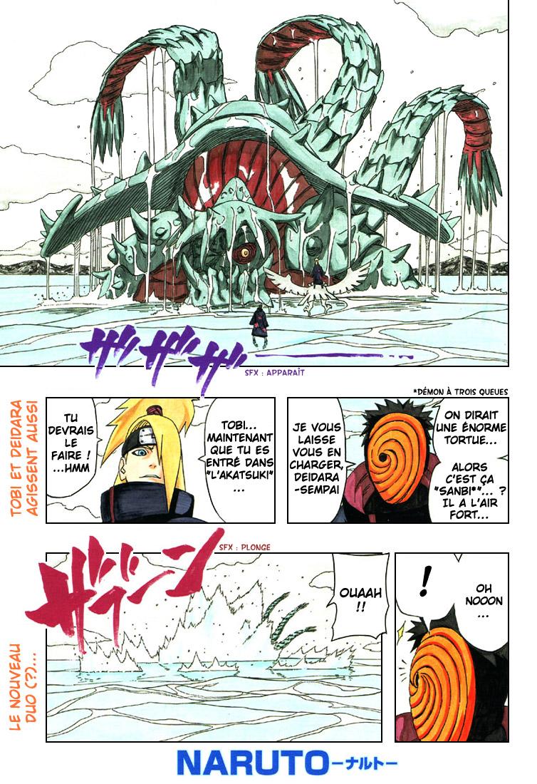 Naruto chapitre 317 - Page 1