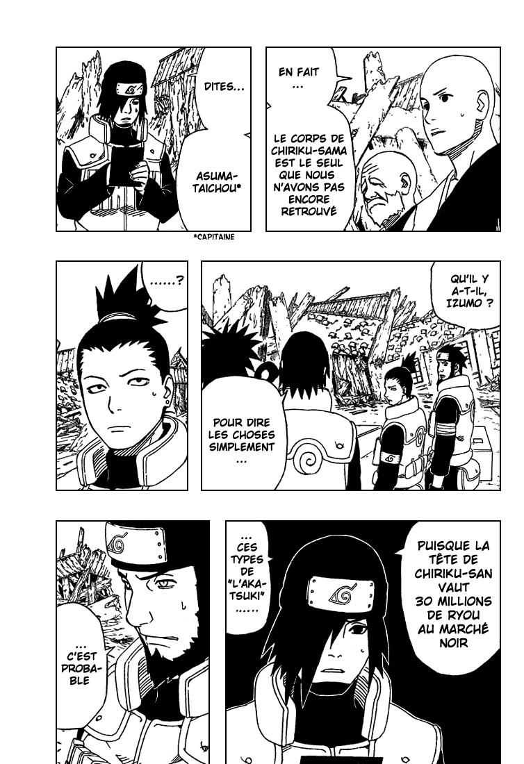 Naruto chapitre 320 - Page 3