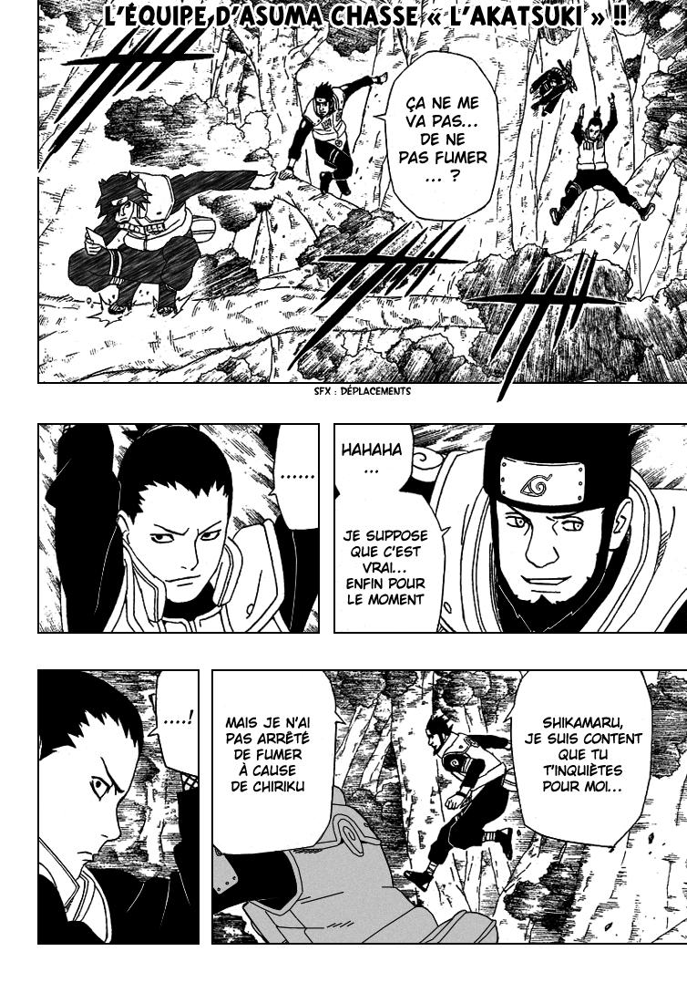 Naruto chapitre 322 - Page 2