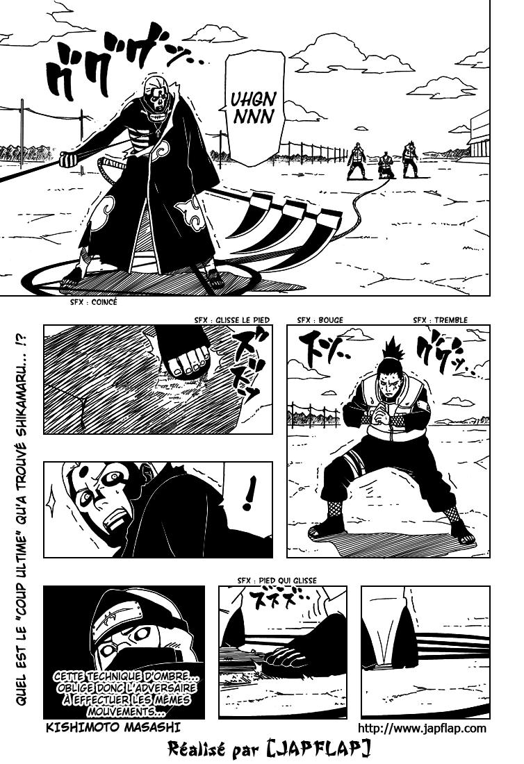 Naruto chapitre 325 - Page 1