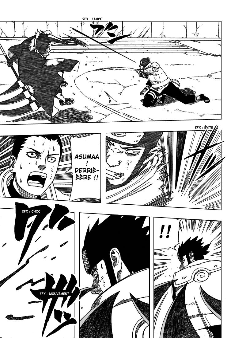 Naruto chapitre 326 - Page 11