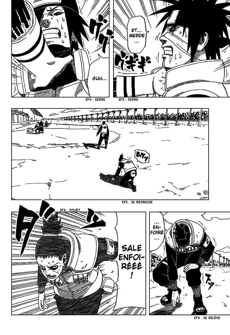 Naruto chapitre 327 - Page 6