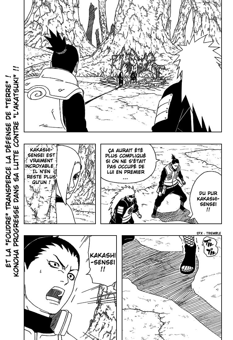 Naruto chapitre 334 - Page 1