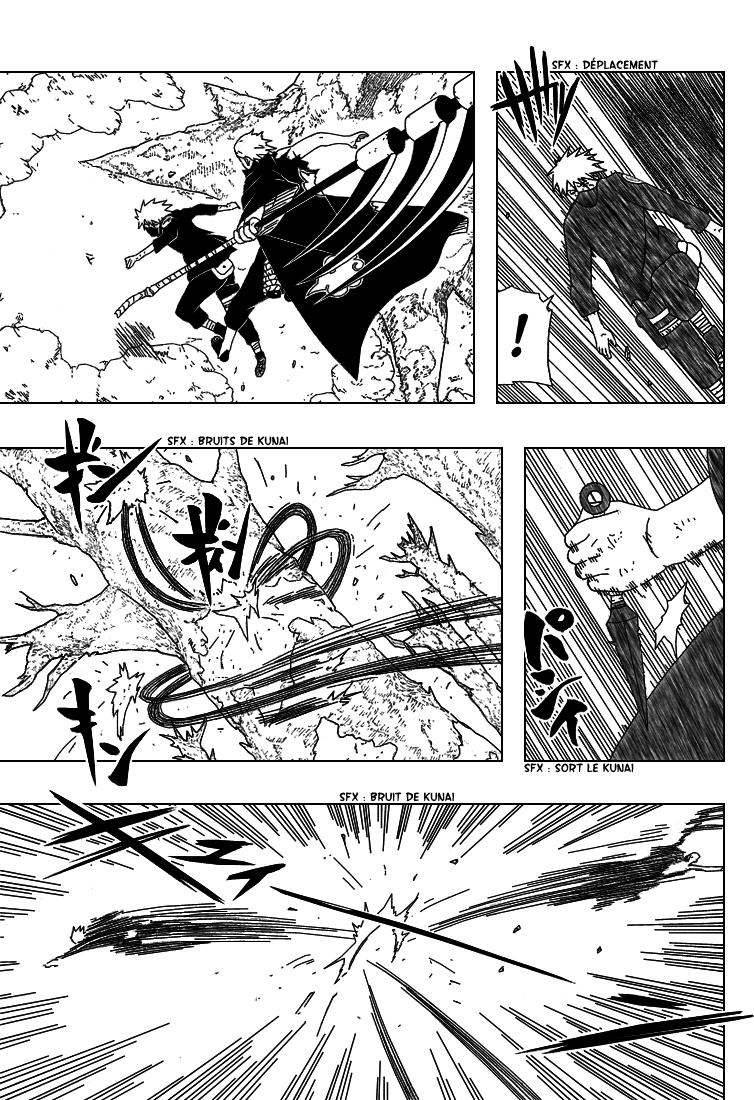 Naruto chapitre 335 - Page 3