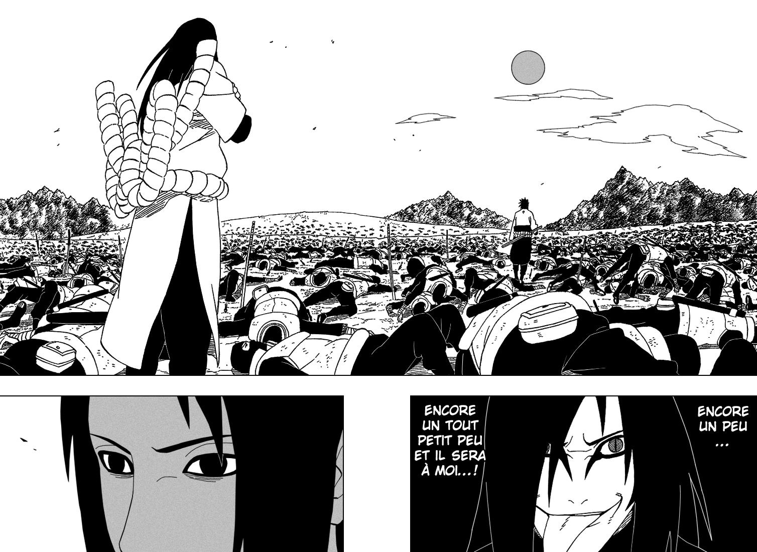 Naruto chapitre 343 - Page 4