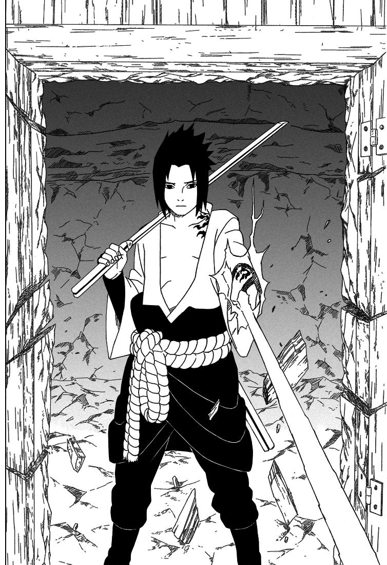 Naruto chapitre 343 - Page 15