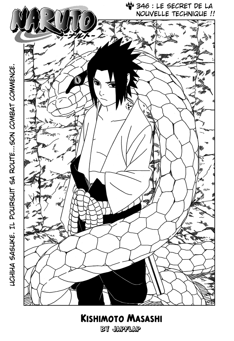 Naruto chapitre 346 - Page 1