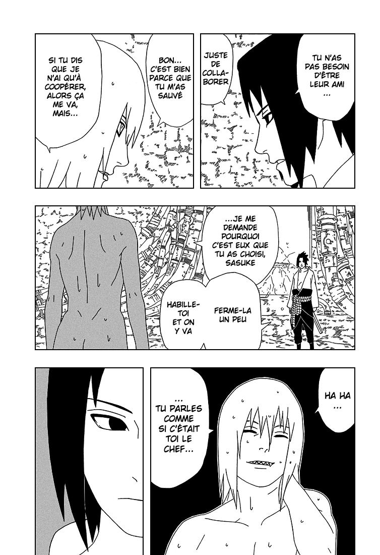 Naruto chapitre 347 - Page 3