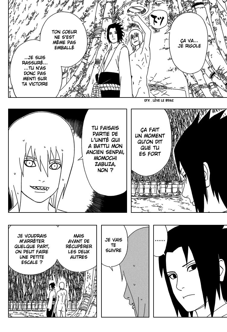 Naruto chapitre 347 - Page 6