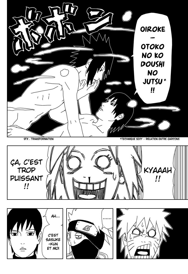 Naruto chapitre 347 - Page 10