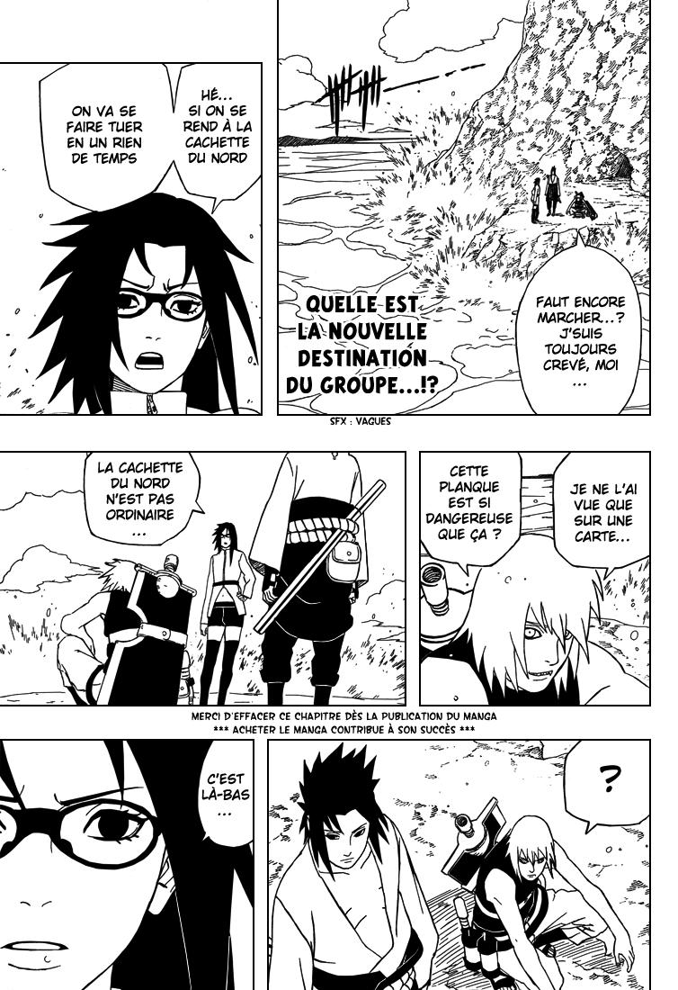 Naruto chapitre 349 - Page 1