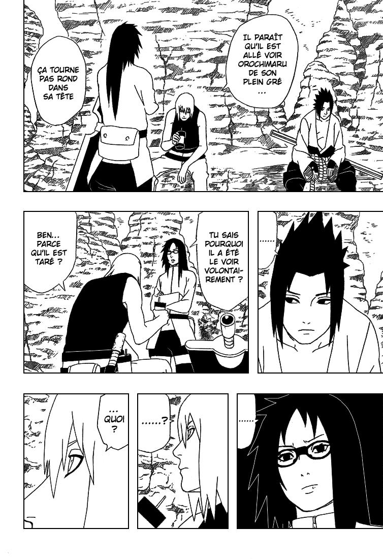 Naruto chapitre 349 - Page 6