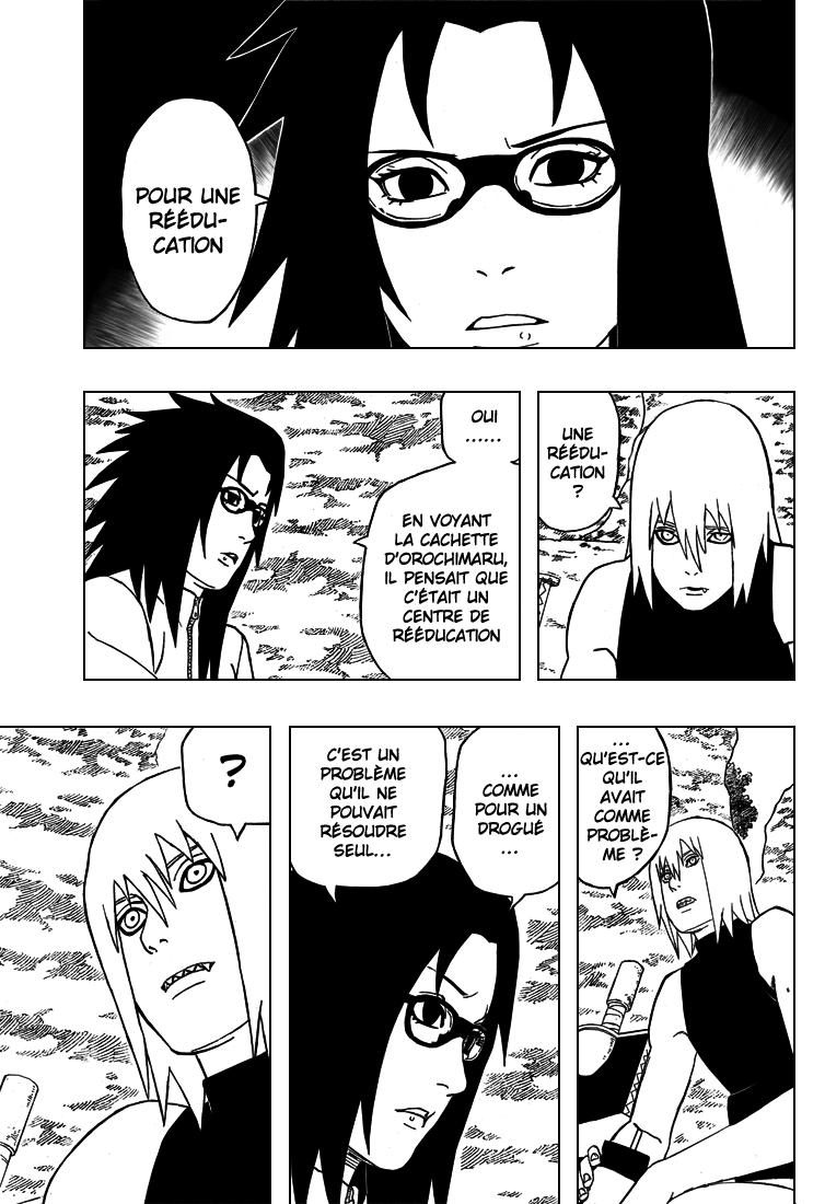 Naruto chapitre 349 - Page 7