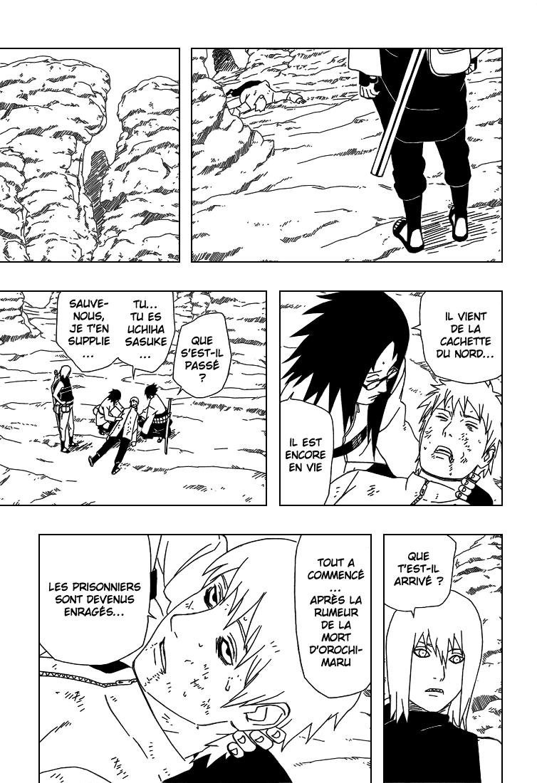 Naruto chapitre 349 - Page 12