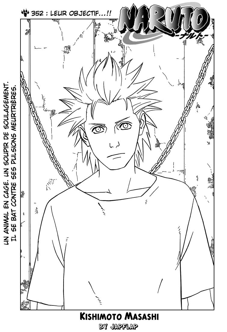 Naruto chapitre 352 - Page 1