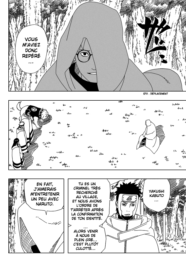 Naruto chapitre 356 - Page 7