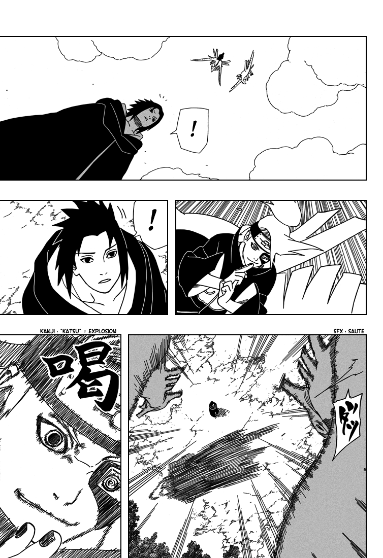 Naruto chapitre 356 - Page 10