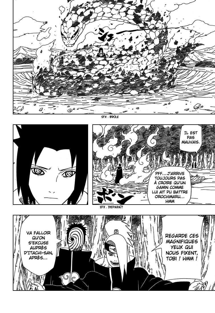 Naruto chapitre 356 - Page 15