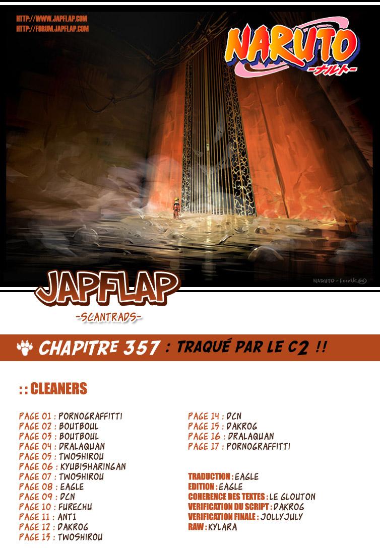 Naruto chapitre 358 - Page 18